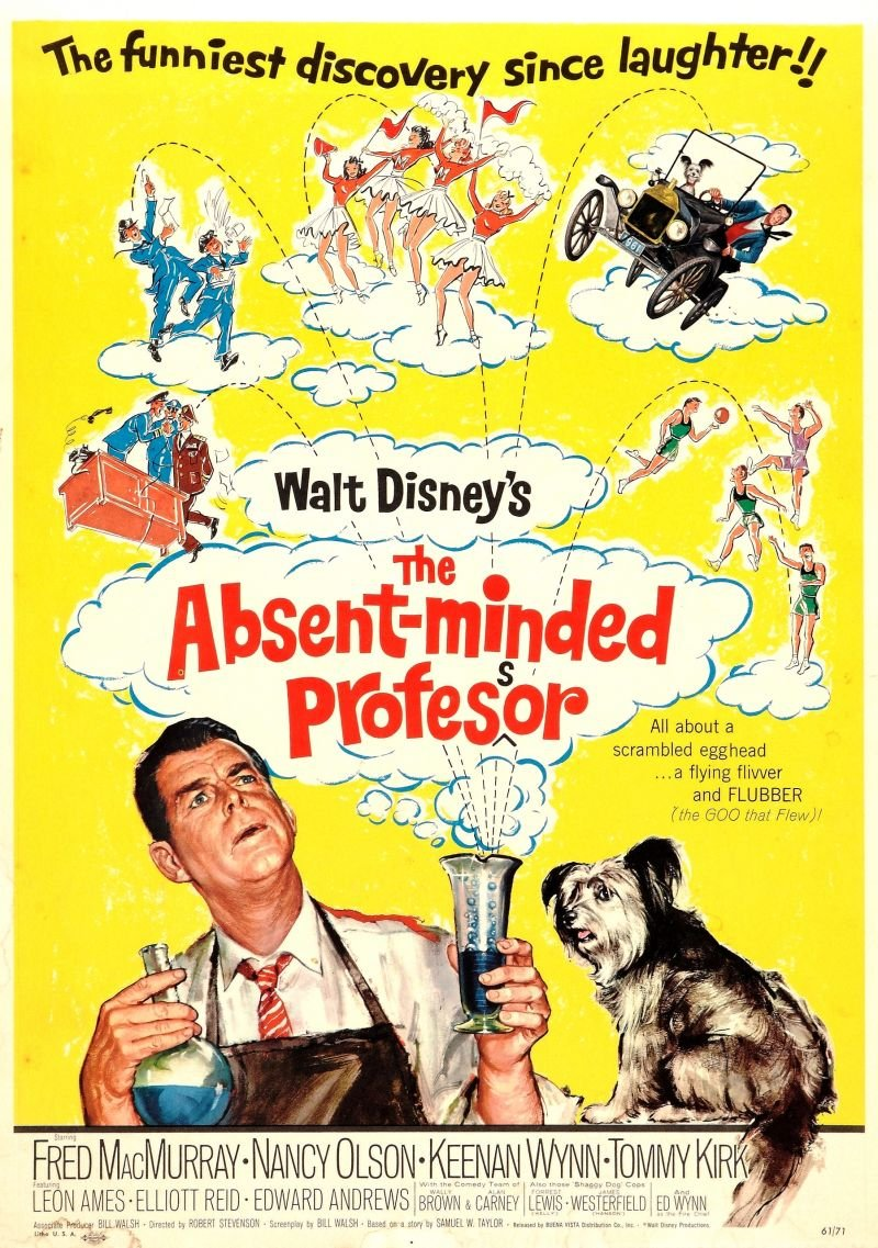 Absent Minded Professor, The