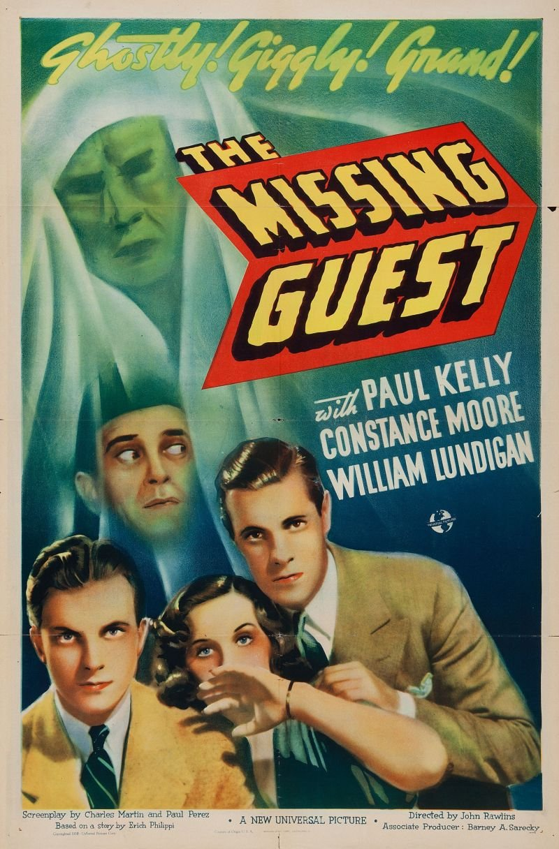 Missing Guest, The