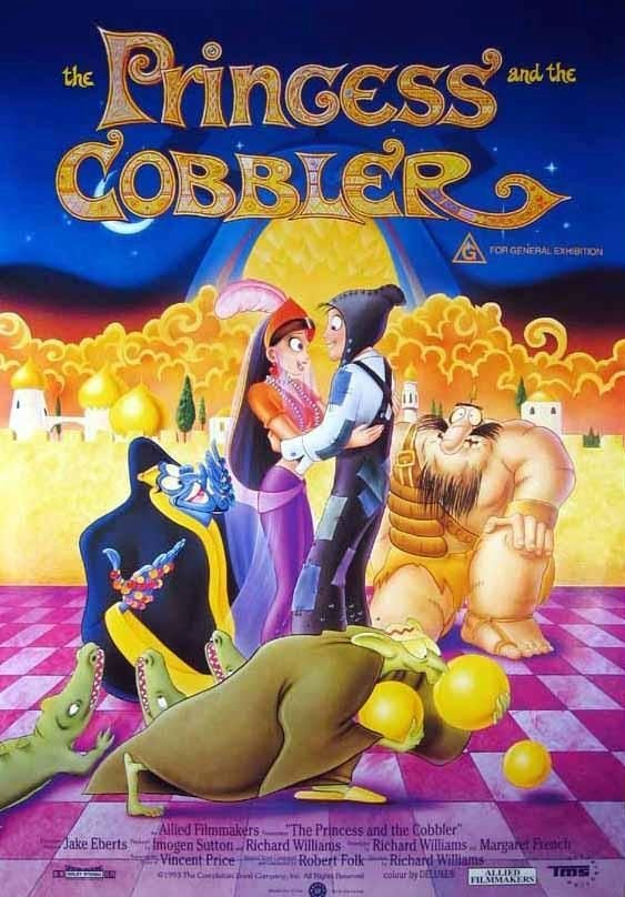 Princess and the Cobbler, The