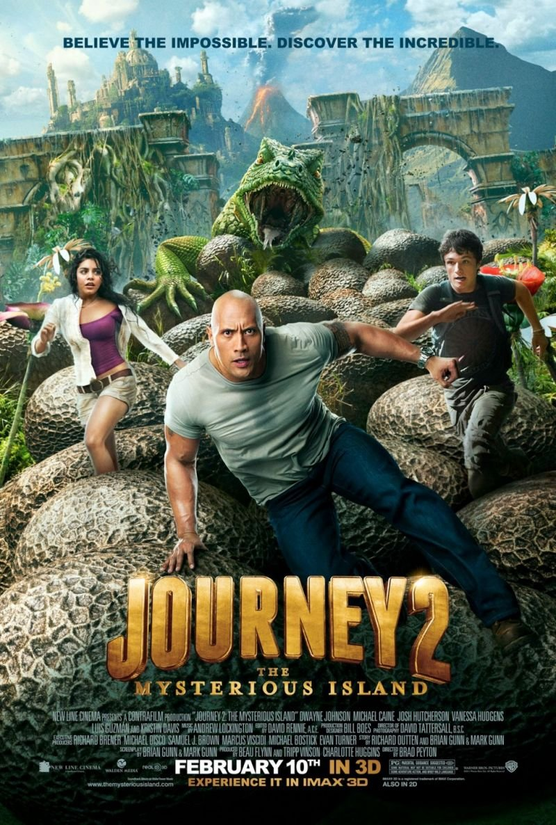 Journey 2: The Mysterious Island