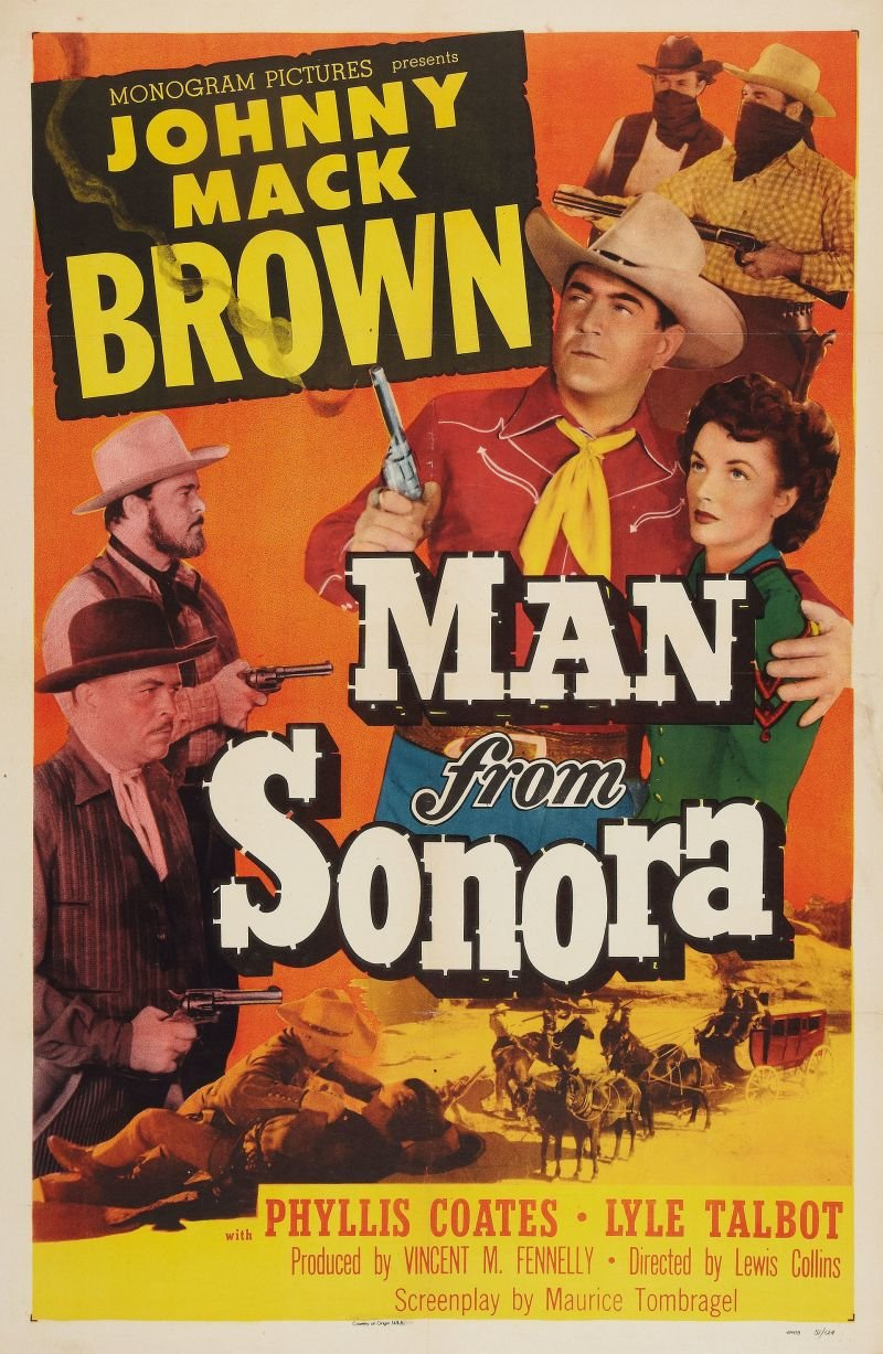 Man from Sonora