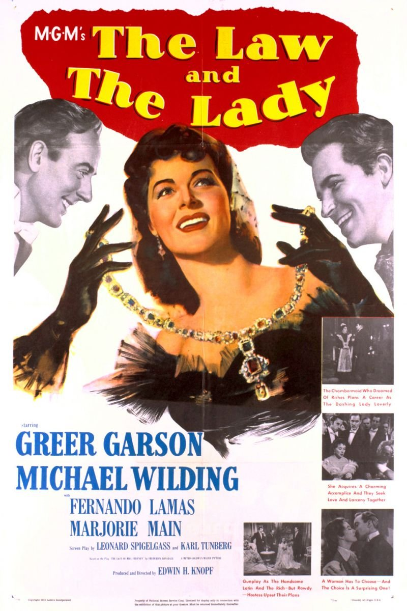 Law and the Lady, The
