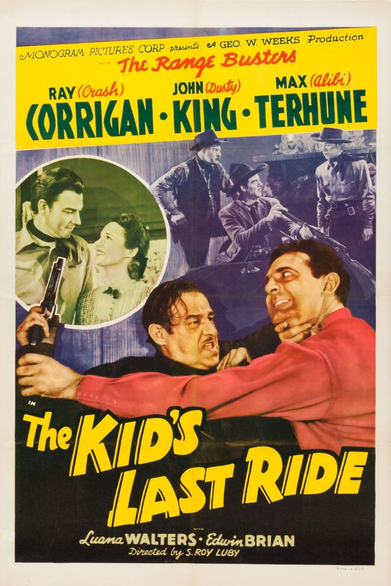 Kid's Last Ride, The