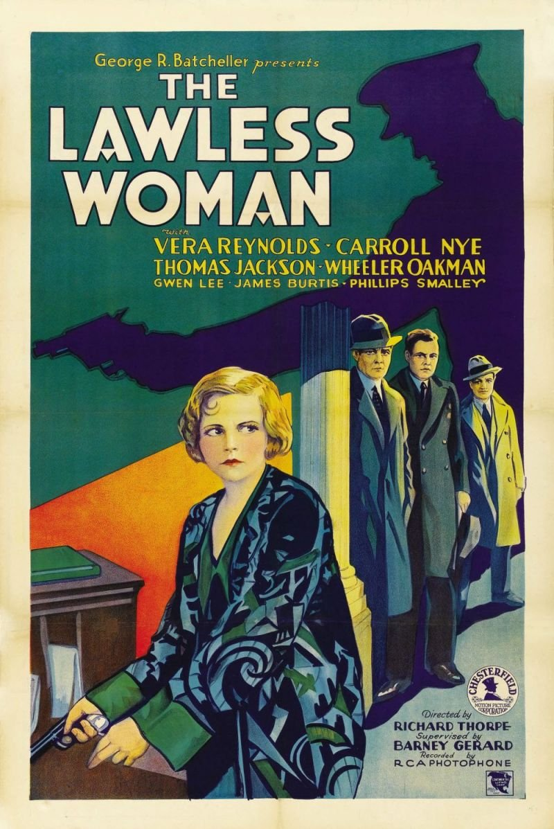 Lawless Woman, The