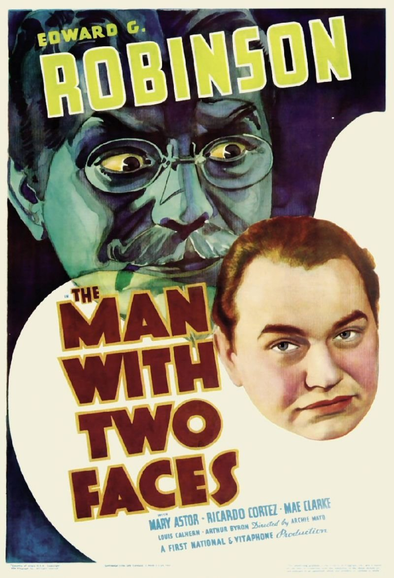 Man with Two Faces, The