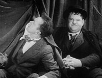 Ontic Antics Starring Laurel and Hardy; Bye, Molly!