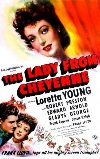 Lady from Cheyenne, The