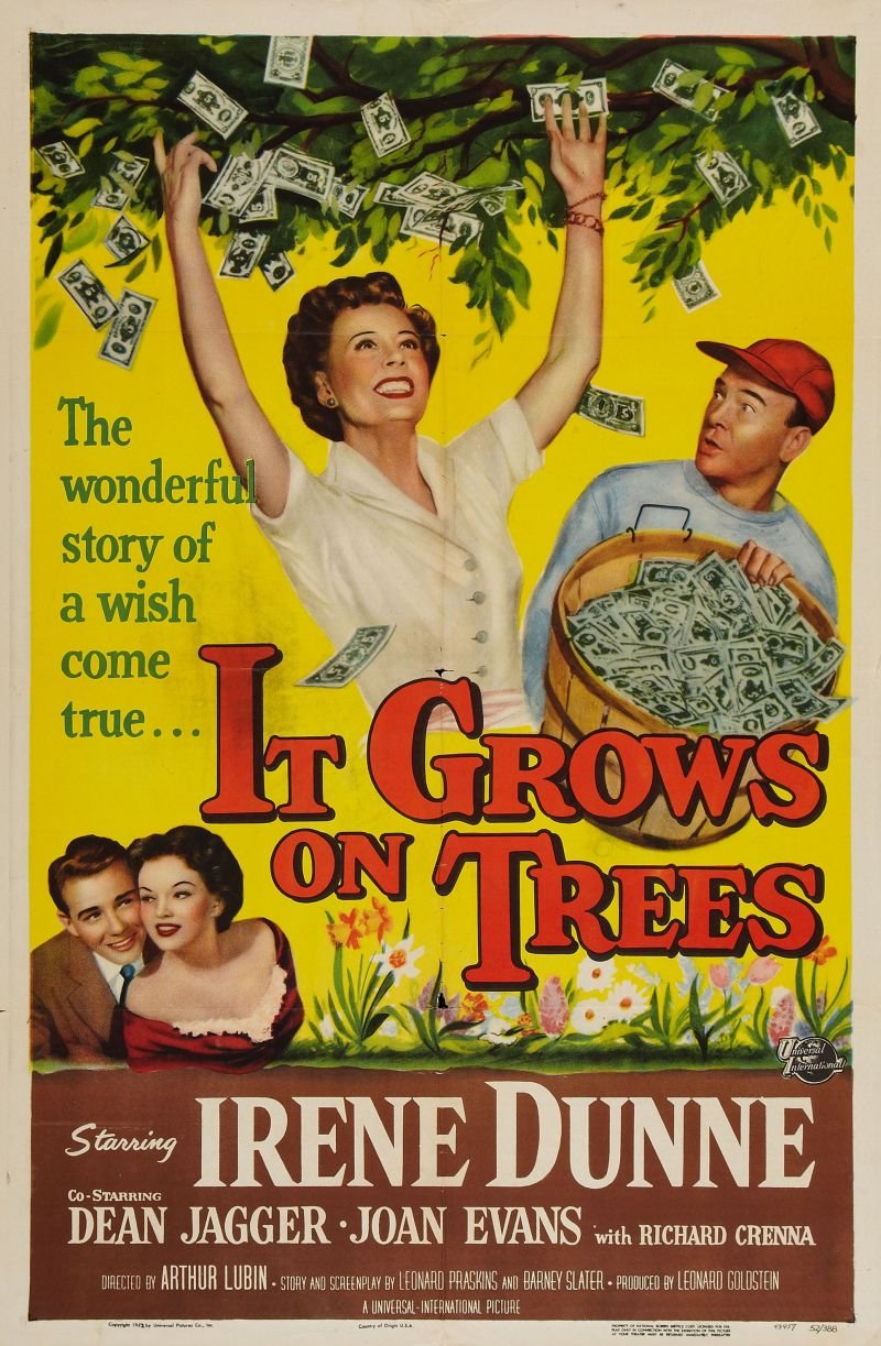 It Grows on Trees
