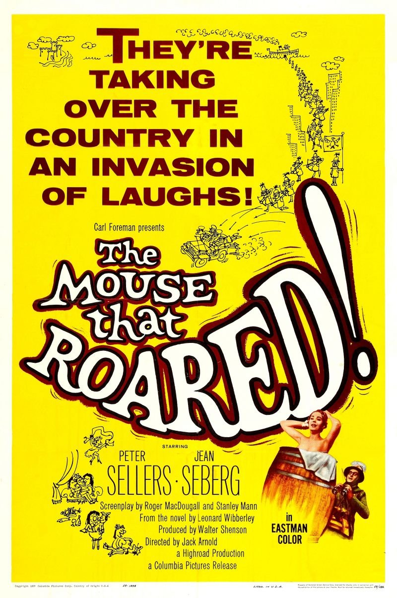 Mouse That Roared, The